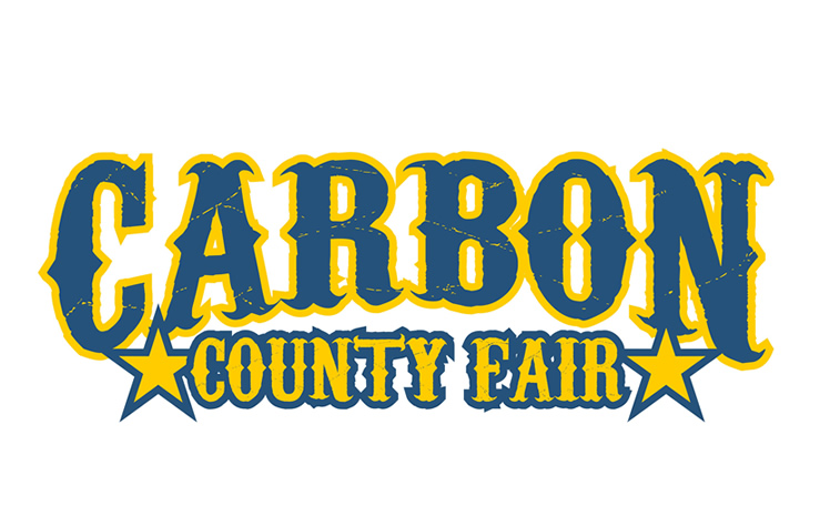 Carbon County Fair Logo Project Waves Web Design V2