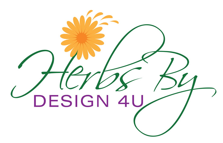 Herbs By Deisign For You Branding Project