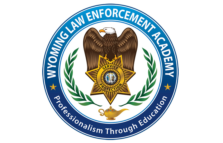 Wyoming Law Enforcement Academy Logo Design Project