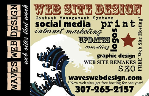 waves-web-design-postcard